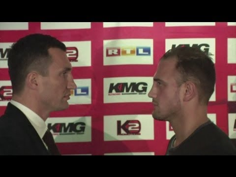 Wladimir Klitschko v Francesco Pianeta - Klitschko announces title defence againt cancer survivor