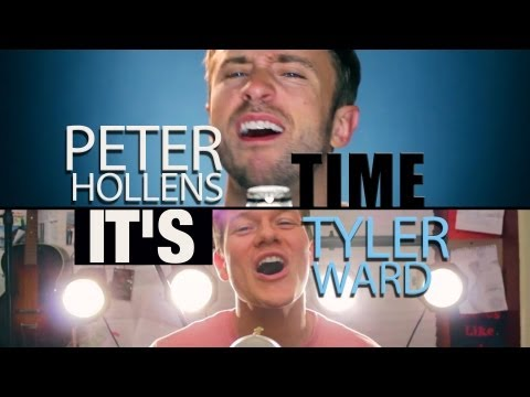 Imagine Dragons - It's Time - (Peter Hollens & Tyler Ward Cover)