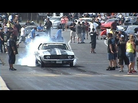 Yellowbullet Nats Nats Outlaw Drag Radial elims 1  2013