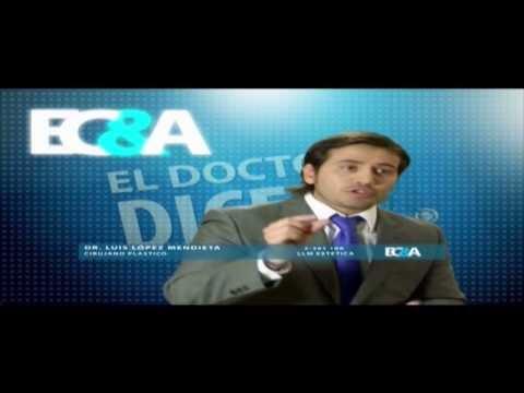 Liposucción - Lipoescultura Tridimensional y Aumento de Glúteos - Dr. Luis López Mendieta