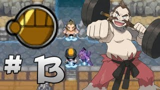 Let's Play Pokemon: HeartGold Part 13 Cianwood Gym