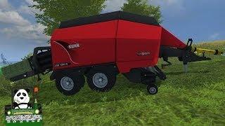 Farming Simulator 2013 Mod Review Kuhn LSB 1290iD Twin Pact