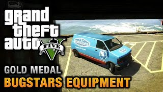 GTA 5 Mission #14 Bugstars Equipment [100% Gold Medal