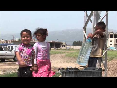 Lebanon: Syrian Refugees Living in Tents