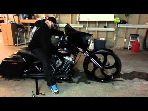 Backyard baggers air ride $2000 installed 336-755-