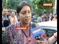NewsX Exclusive: I&B Minister Smriti Irani speaks over Gujarat and Himachal Pradesh elections
