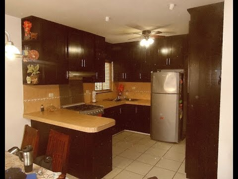 Cocina en pvc for Colores contemporaneos para interiores