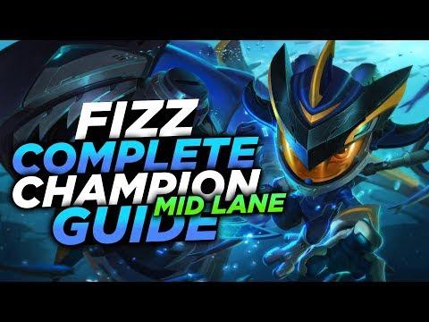 The Untargetable 1 Shotting Fish Season 8 Fizz Guide League