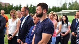 W Gołańczy powstał nowy Kompleks Sportowo-Rekreacyjny. Inwestycja...