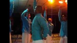 Danzas Cristianas Hay Gran Voz De Jubilo (Grupo Jeshua