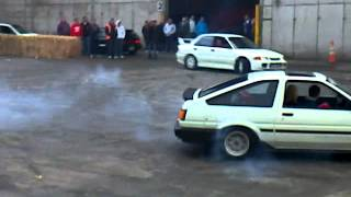 drifting tullow 2012