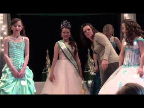 Miss PreTeen Warren Co 4-H
