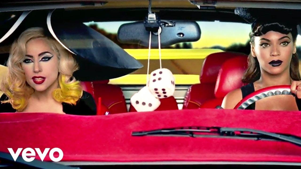 Lady Gaga - Telephone ft. Beyonc?