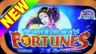 Kunoichi's Fortunes NEW SLOT MACHINE Las Vegas Slots Win