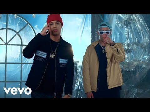 Noriel  Amigos y Enemigos Official Video ft Bad Bunny Almighty