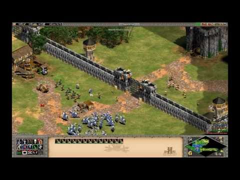 Let's Play Age of Empires II HD Edition- Joan of Arc Campaign Part IV: The Rising (2)