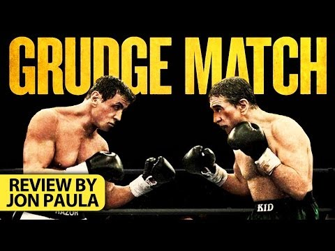 Grudge Match -- Movie Review