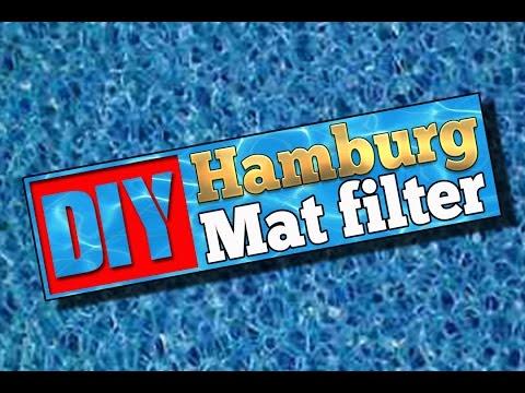 DIY Corner Hamburg Mat Filter (HMF) #98