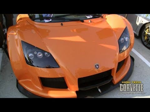 Gumpert Apollo - Coffee and Cars - October 2010