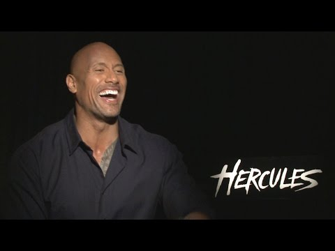 The Rock - Sting will be in WWE, would Rock wrestle Roman Reigns? Hercules, WrestleMania 31, more