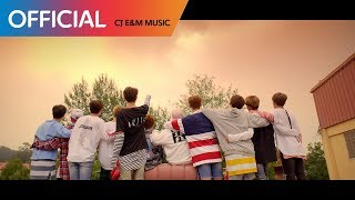 Wanna One - Energetic MV YouTube 影片