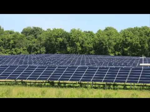 Słoneczna farma