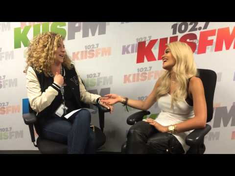 Alex Catches Up With Rita Ora About New Music, Coachella, Calvin Harris & More!