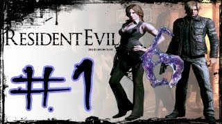 Resident Evil 6 Detonado Leon (Walkthrough) Parte 1 [ PT