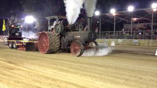 110HP Steam Tractor Makes Farming Awesome