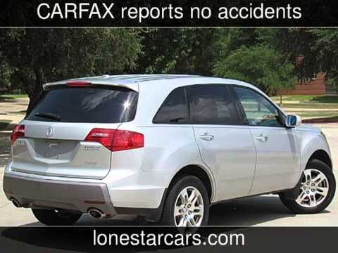 Acura 2013  on 2009 Acura Mdx Used Cars   Plano Texas   2013 06 19   Youtube