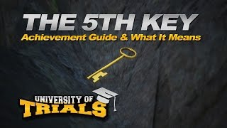 The 5th Key – Achievement Guide And What It's All About