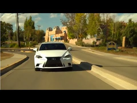 Shut Up and Drive, Season 2 - Episode 2 - Lexus IS 350 F SPORT