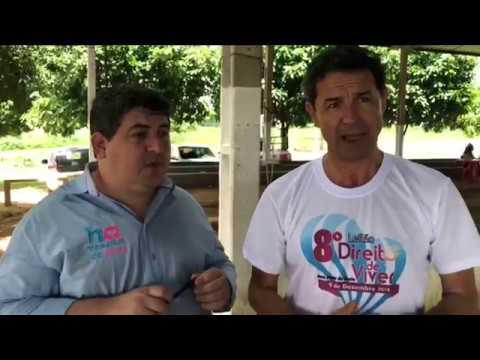 Entrevista com o Médico Oncologista Carlos Roberto,...