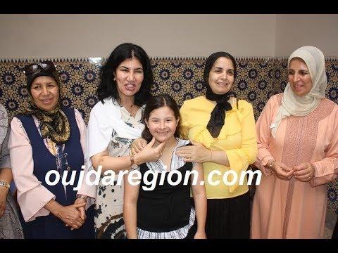 شاهدوا…فرحة أطفال التثلث الصبغي في حفل نهاية الموسم الدراسي