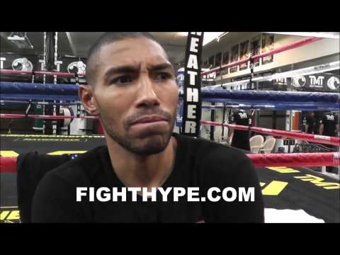 ASHLEY THEOPHANE AGREES WITH AMIR KHAN ABOUT KELL BROOK: