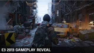 [Tom Clancy's The Division - E3 Gameplay reveal]