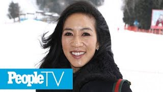 Figure Skater Michelle Kwan On Struggling To Find A New 'Identity' After Olympics | PeopleTV