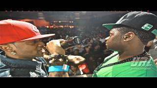 SMACK/ URL PRESENTS Conceited vs T-Rex