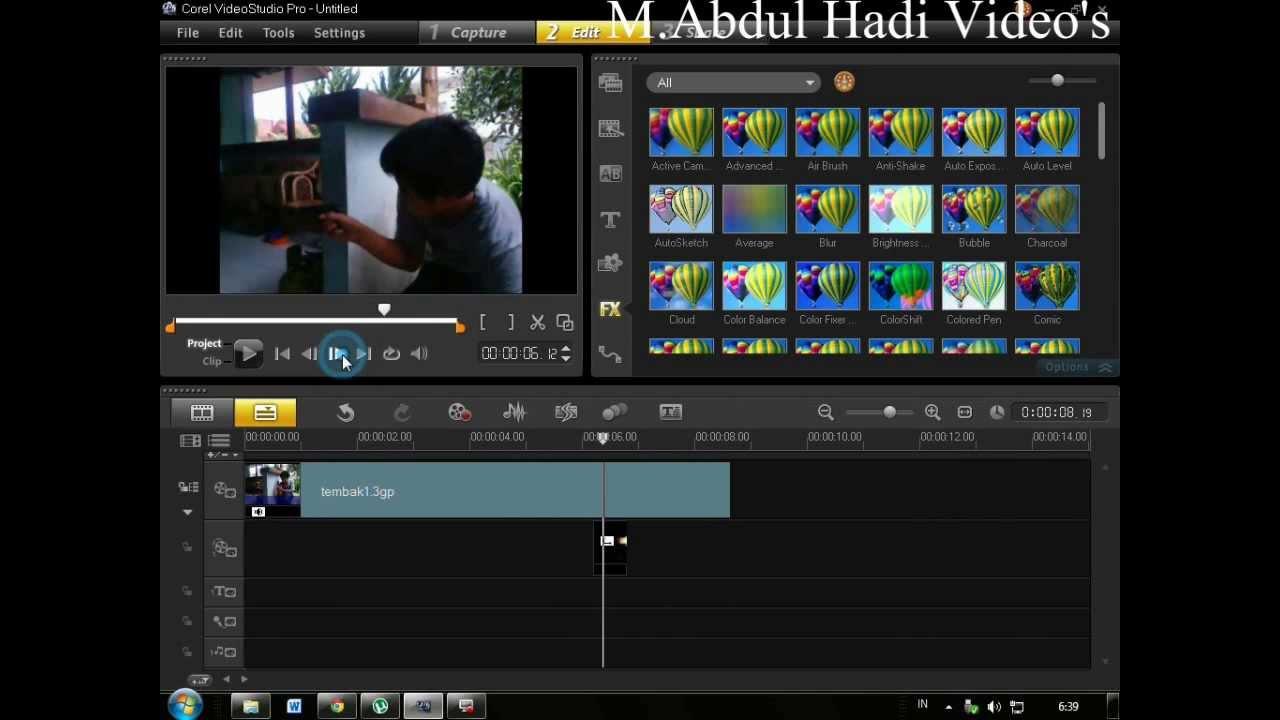 Corel Videostudio Pro X6 Templates Free Download