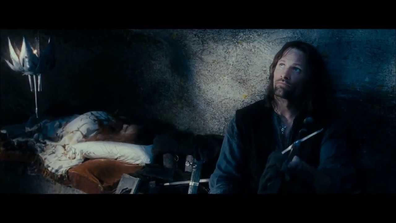 Lord Of The Rings Poem The King Sings