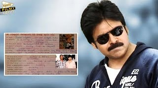 Spotted: Have a Look at Pawan Kalyan's Slam book