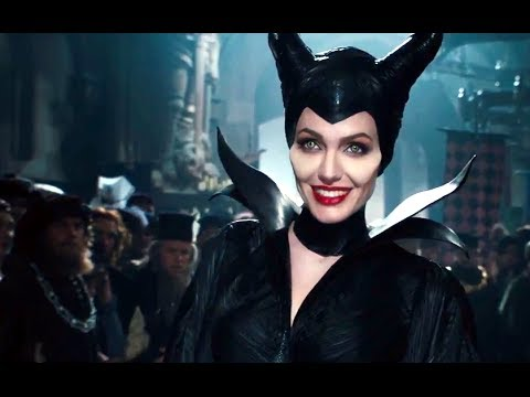 Maleficent Official Trailer #2 - Dream (HD) Angelina Jolie