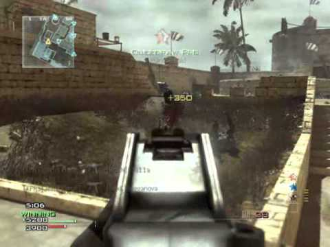 Jezus Piece - MW3 Game Clip