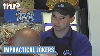 Impractical Jokers Murr Freezes While Counting Money At