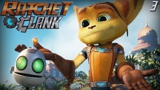 Ratchet and Clank - Part 3 - LEAVE A MESSAGE!