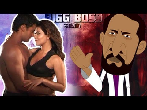 Nana Chatekar on BIGG BOSS 7
