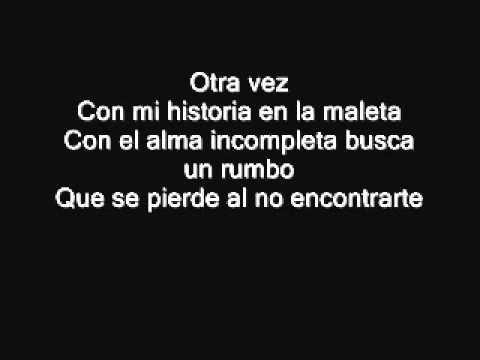 Maite Perroni-Esta Soledad (lyrics)