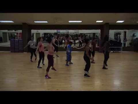 Zumba (dance fitness) - Gas Pedal