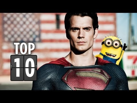 Top Ten Summer Box Office Movies 2013 - Highest Grossing Films