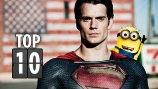 Top Ten Summer Box Office Movies 2013 Highest Grossing